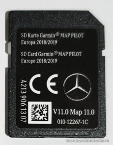 Update Your Navigation System Map » Mercedes