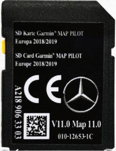 2018 Mercedes Navigation Sd Card Download